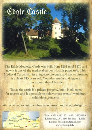 About the Edole castle