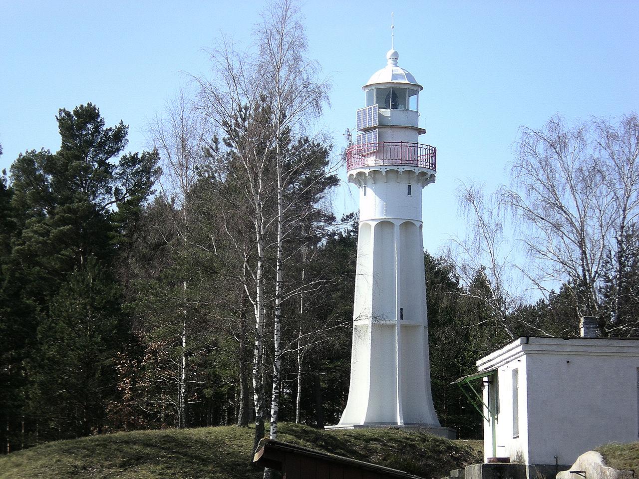 Mērsrags Lighthouse
